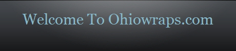 Welcome To Ohiowraps.com